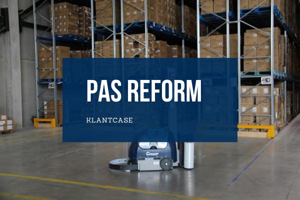 Download Klantcase Pas Reform
