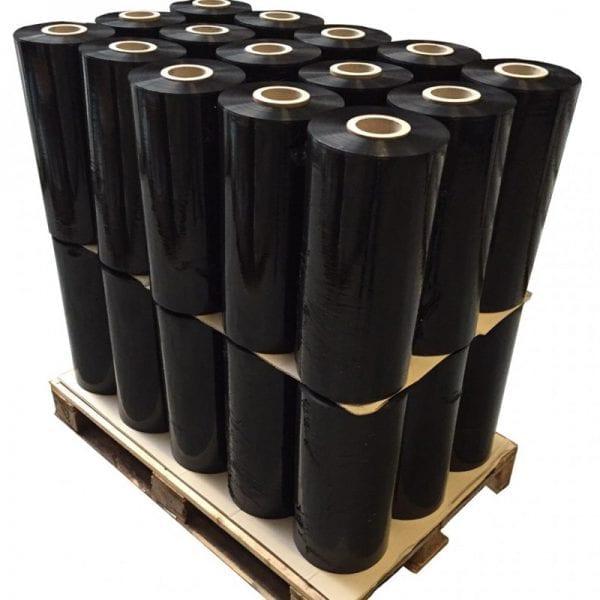 Pallet Zwarte Folie